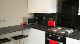 Woodside house kitchen