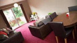 Woodside house living room 2