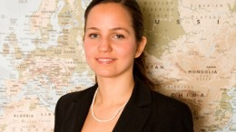 Katinka Csizmadi – Communications and Marketing Manager