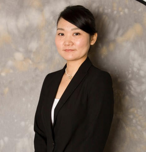 Ayako Ota – Accounts Manager