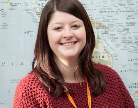 Heather Whytock – English Language Teacher