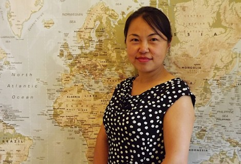 Wei (Wendy) Stark – Chinese Language Teacher