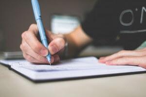 CAE Writing