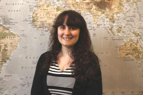 Miriam Calzone – Italian Teacher