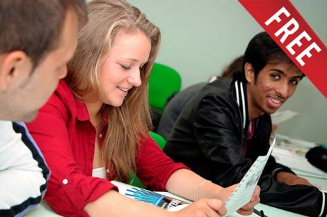 Free English Courses at Live Language