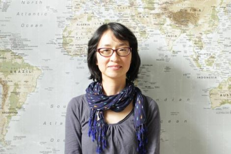 Izumi Sakata – Japanese teacher
